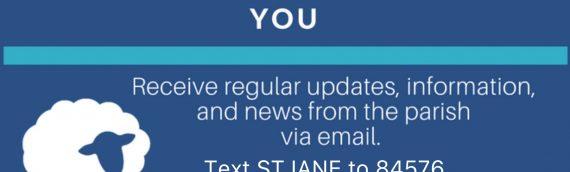 Get the FREE St. Jane app!