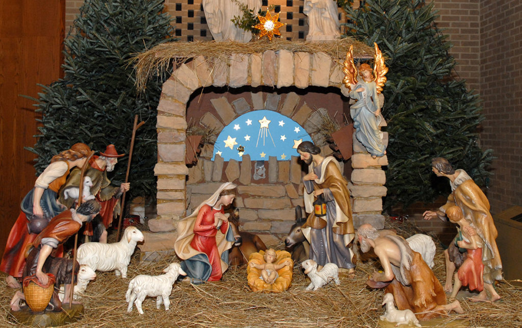 Nativity at St. Jane Frances de Chantal in Riviera Beach, MD