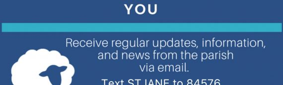 Get the FREE St. Jane app!