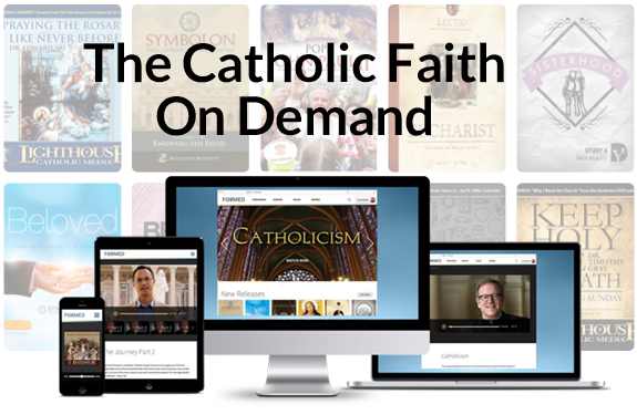 Formed.org | The Catholic Faith on Demand