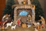 SJF Christmas Nativity scene