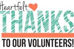 Thanks to Our Volunteers!