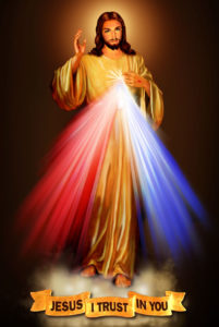 Divine Mercy - Jesus I Trust In You