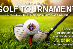 2018 Golf Tournament