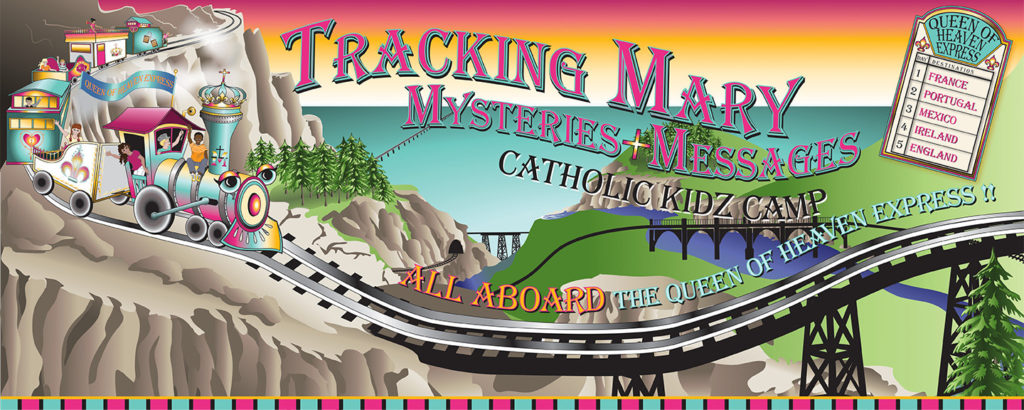 Tracking Mary: Mysteries & Messages Vacation Bible Camp