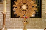 Eucharistic Adoration St. Jane Chapel