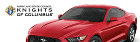 2021 Ford Mustang Car Raffle