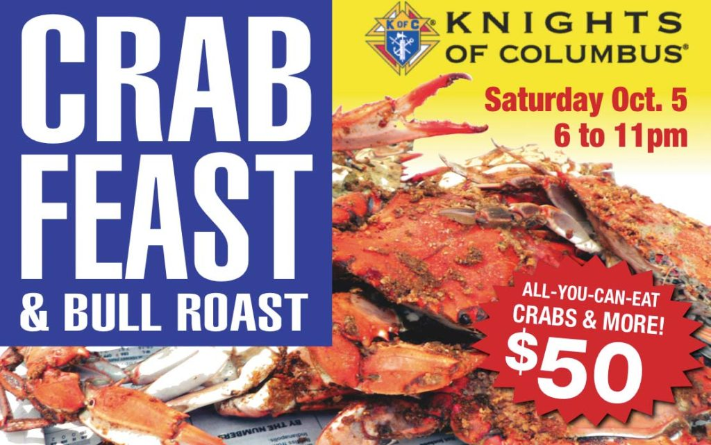 Crab Feast and Bull Roast