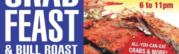 Annual Crab Feast & Bull Roast