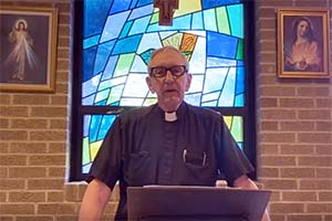 Fr. Carl message
