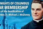 Free Knights of Columbus membership